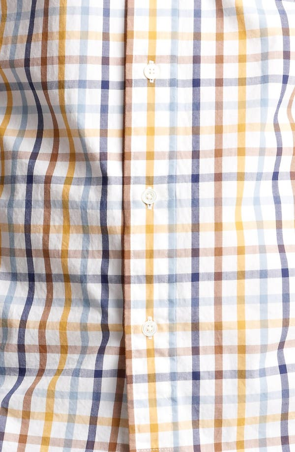 Alternate Image 3  - Jack Spade 'Popson' Check Sport Shirt