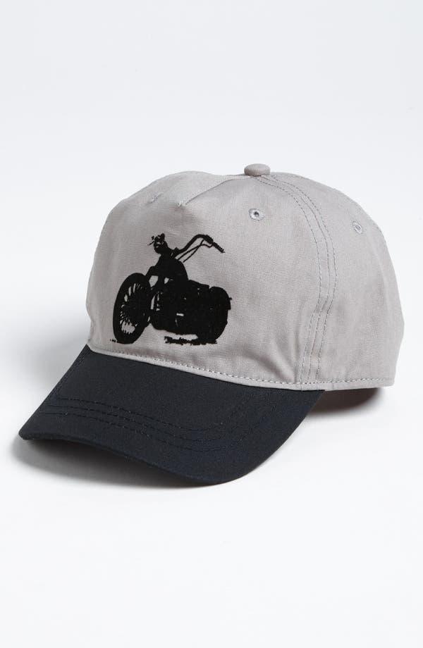 Alternate Image 1 Selected - San Diego Hat 'Motorcycle' Baseball Cap (Toddler)