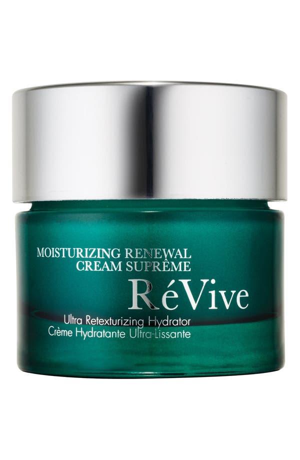 Alternate Image 1 Selected - RéVive® Moisturizing Renewal Cream Suprême
