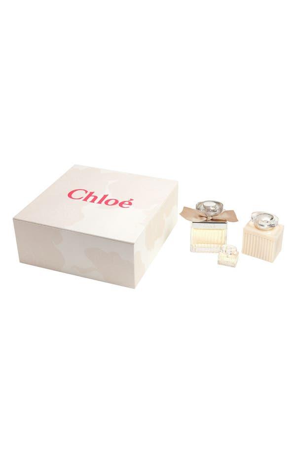 Alternate Image 1 Selected - Chloé Eau de Parfum Gift Set ($148 Value)