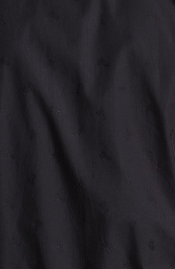 Alternate Image 3  - Versace Medusa Logo Print Woven Shirt