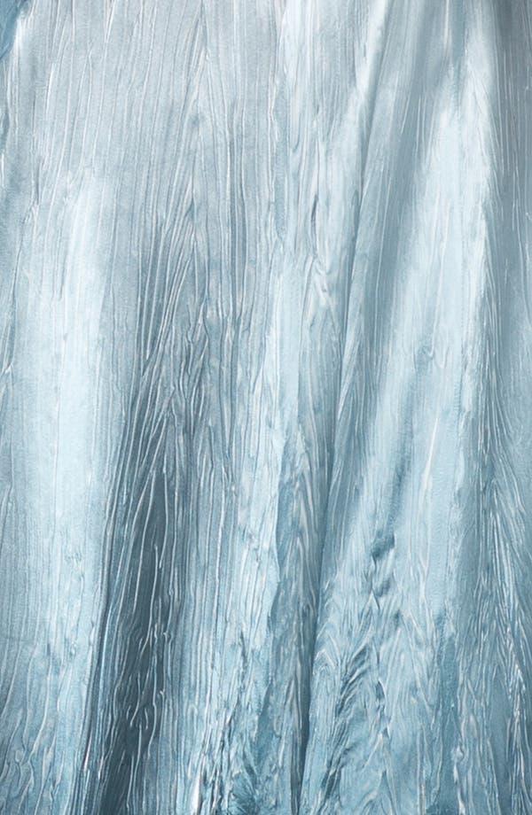 Alternate Image 3  - Komarov Textured Ombré Chiffon Dress & Jacket