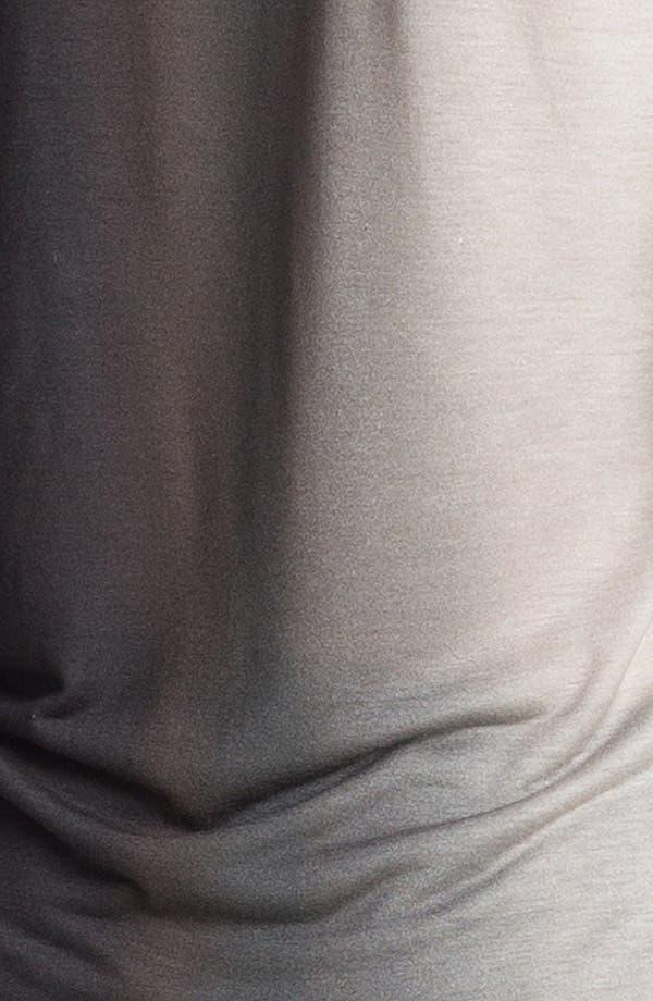 Alternate Image 3  - Helmut Lang Ombré Boxy Jersey Top