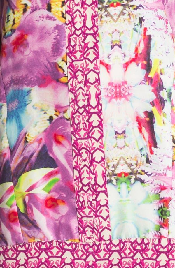 Alternate Image 3  - Rachel Roy Silk Shift Dress
