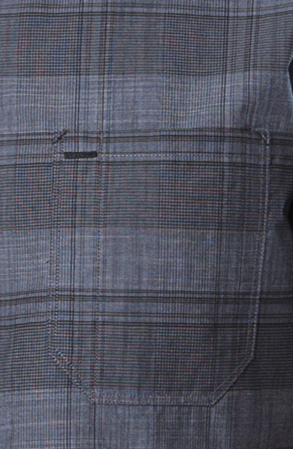 Alternate Image 2  - 7 Diamonds 'We Are Young' Short Sleeve Plaid Shirt