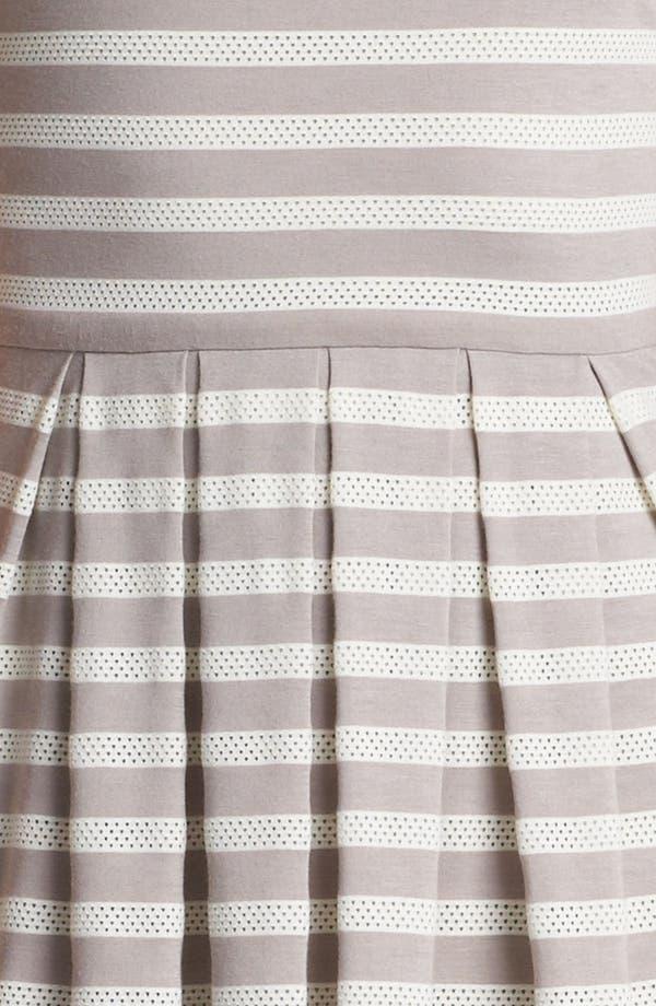 Alternate Image 3  - Ivy & Blu Roll Sleeve Knit Dress