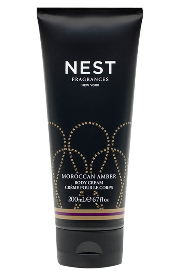 Alternate Image 1 Selected - NEST Fragrances 'Moroccan Amber' Body Cream