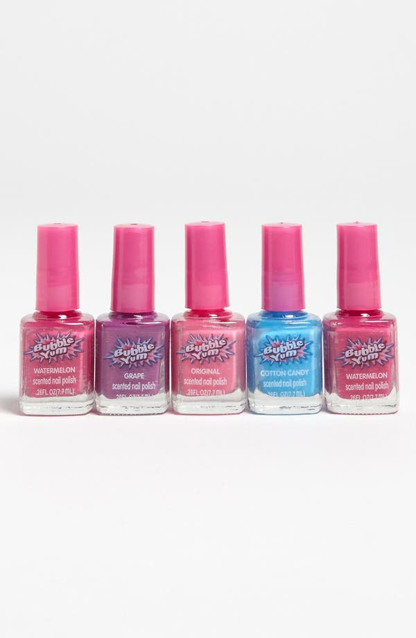 Alternate Image 1 Selected - Lotta Luv Scented Nail Polish (Set of 5) (Girls)