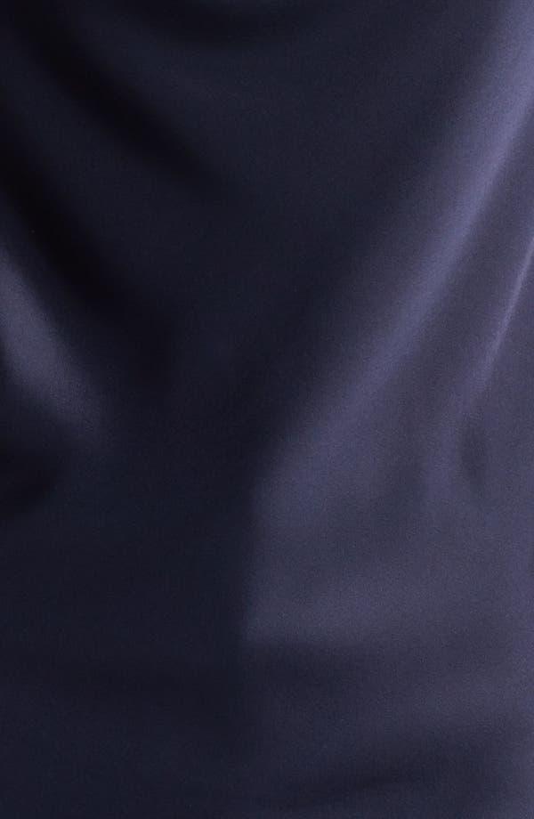 Alternate Image 3  - St. John Collection Cowl Neck Liquid Satin Top