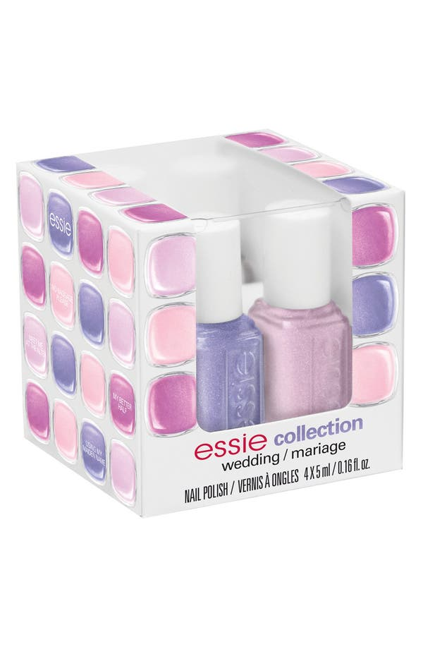 Main Image - essie® Wedding Collection 2013 Mini Set