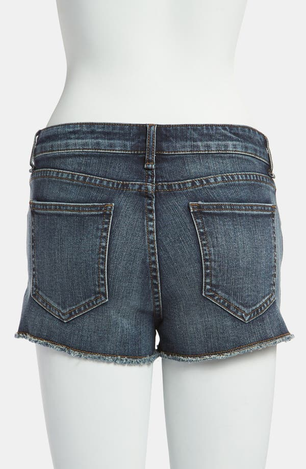 Alternate Image 2  - edyson 'Loz Feliz' High Waisted Cutoff Shorts