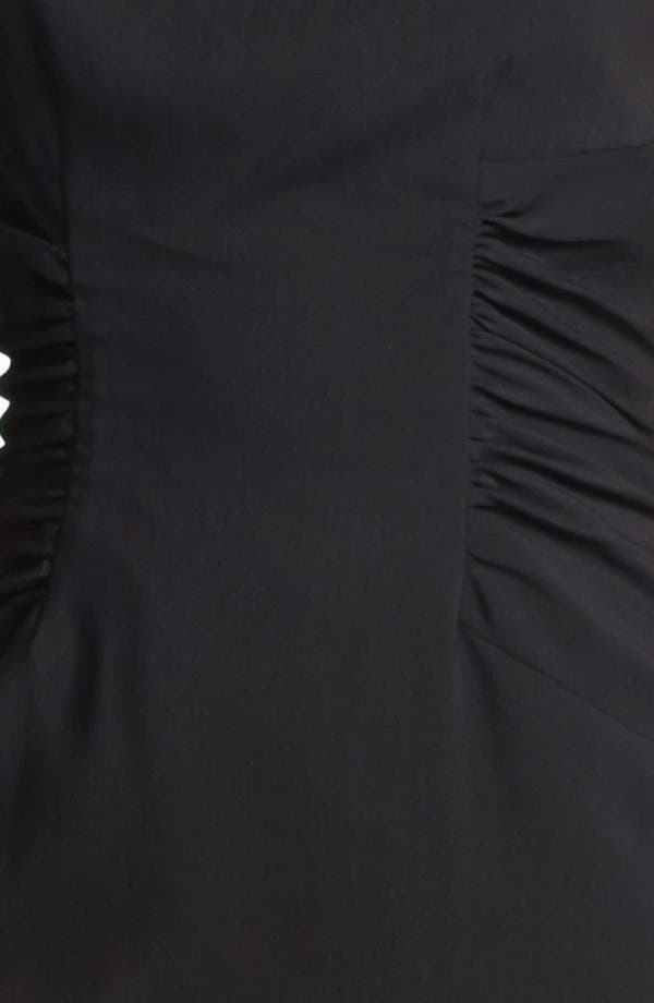Alternate Image 3  - Adrianna Papell Ruched Sheath Dress
