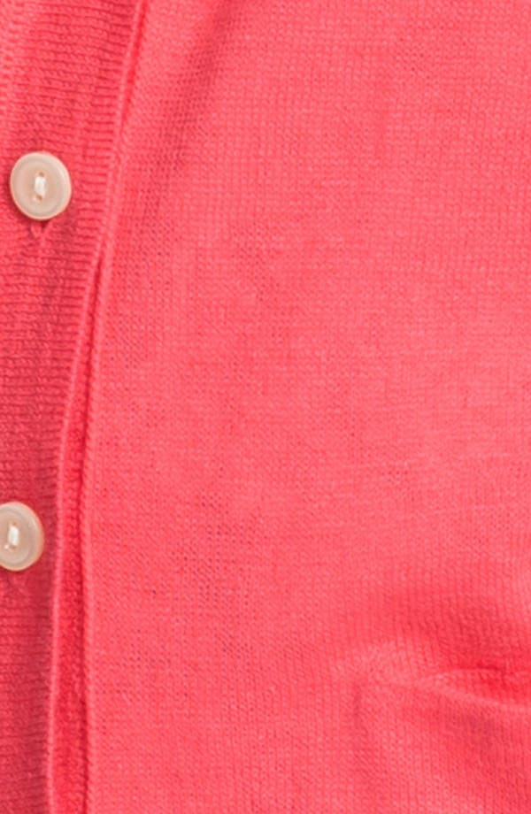 Alternate Image 3  - Caslon® V-Neck Cardigan