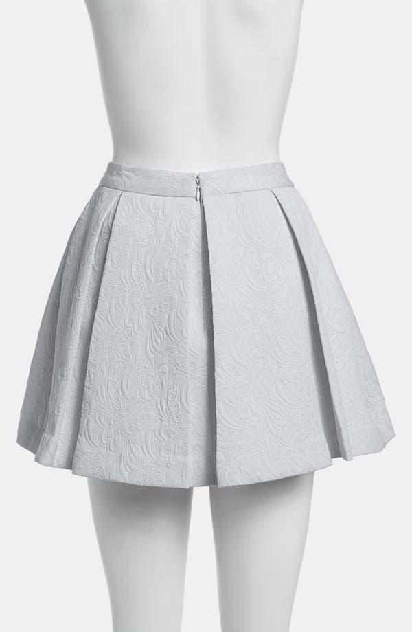 Alternate Image 3  - Tildon Full Box Pleat Skirt