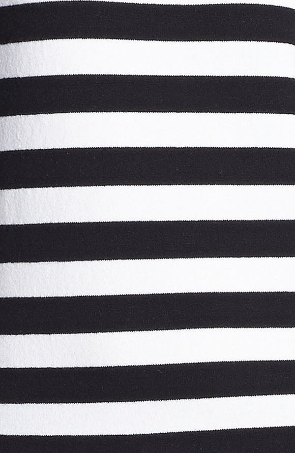 Alternate Image 4  - Miss Wu 'Zucca' Stripe Cashmere Blend Sweater (Nordstrom Exclusive)