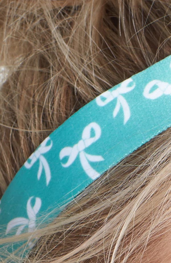 Alternate Image 2  - Sweaty Bands 'Ribbons on Ribbons' Head Wrap