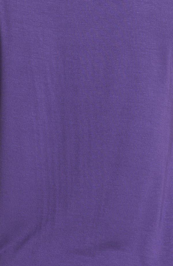 Alternate Image 3  - Sejour Sleeveless Jersey Top (Plus Size)