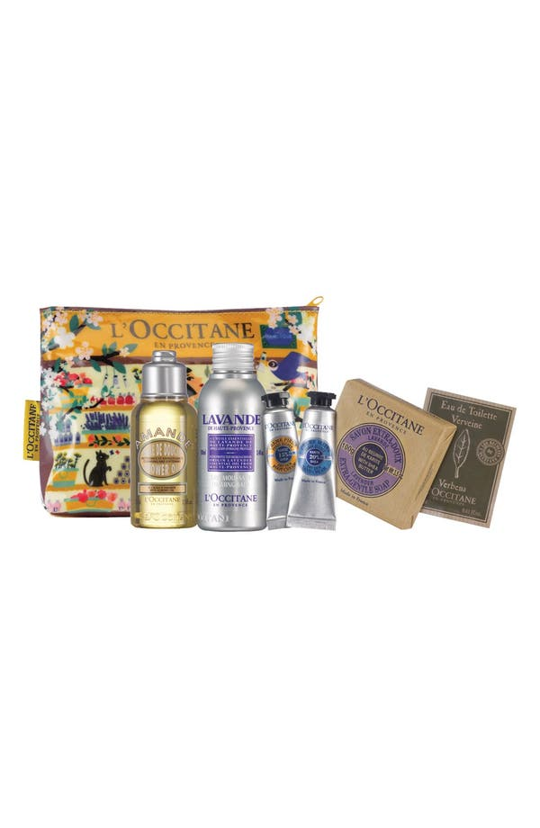 Alternate Image 1 Selected - L'Occitane 'My Petite Spa' Six Piece Set ($35 Value)
