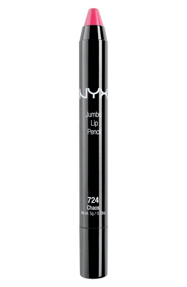 Alternate Image 1 Selected - NYX Jumbo Lip Pencil