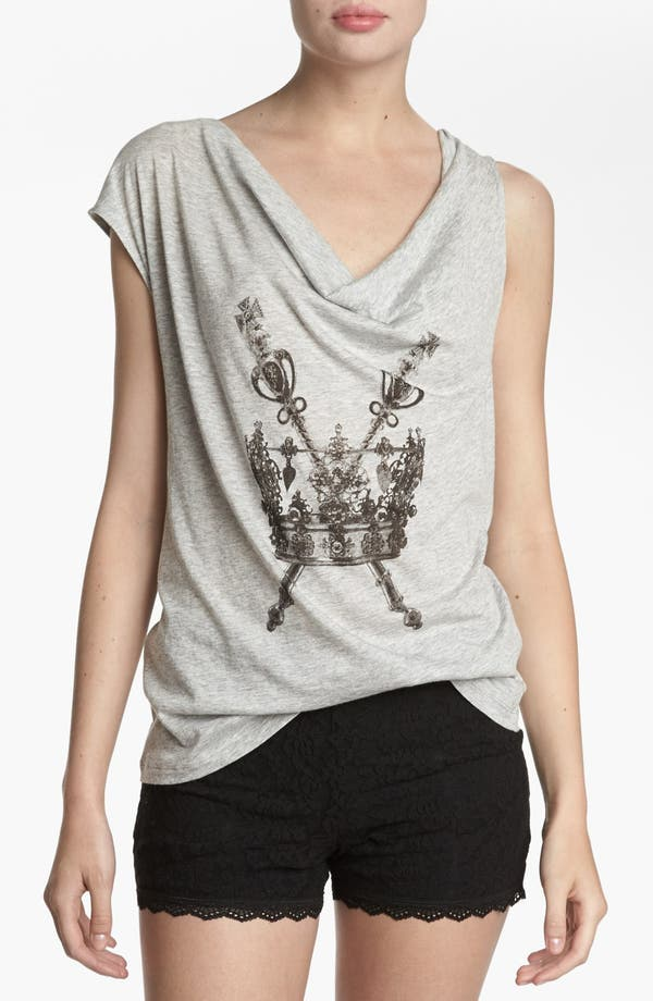 Alternate Image 1 Selected - TWP Crown Graphic Tee