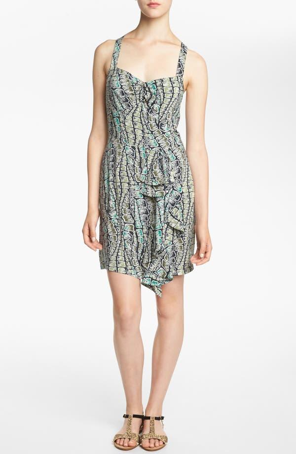 Main Image - Viva Vena! 'Pin Up' Flirty Ruffle Dress