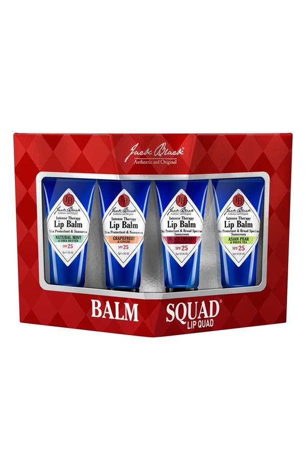 Alternate Image 2  - Jack Black 'Balm Squad' Intense Therapy Lip Balm SPF 25 Set