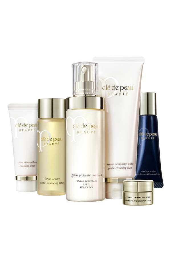 Alternate Image 1 Selected - Clé de Peau Beauté Transformative Daily Skincare Set ($269 Value)