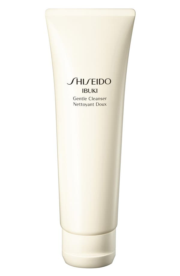 Alternate Image 1 Selected - Shiseido 'Ibuki' Gentle Cleanser