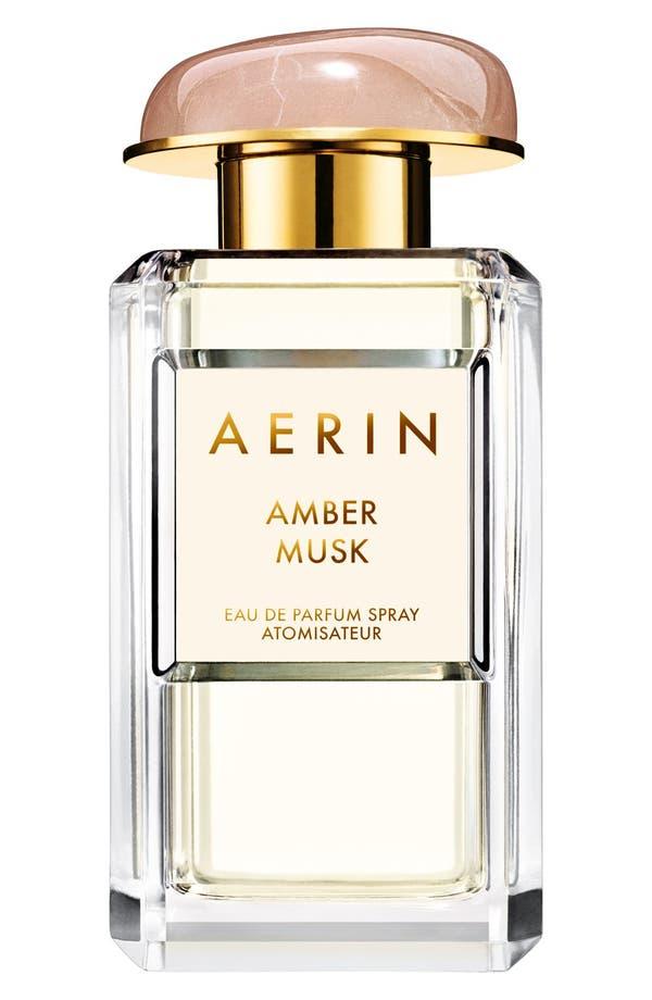 Alternate Image 1 Selected - AERIN Beauty 'Amber Musk' Eau de Parfum Spray