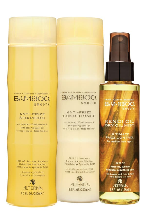 Alternate Image 1 Selected - ALTERNA® 'Bamboo Blowout - Be Sleek' Kit (Limited Edition)