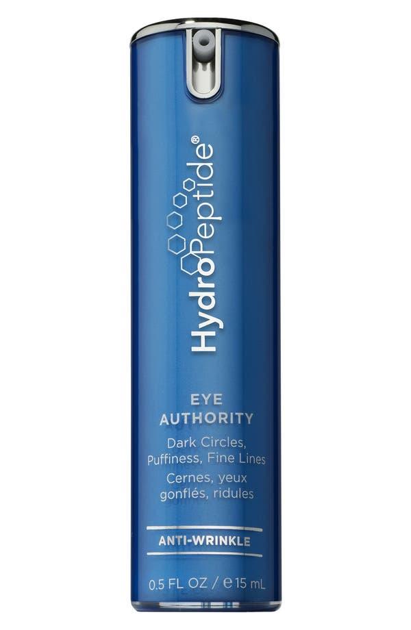 Alternate Image 1 Selected - HydroPeptide® 'Eye Authority' Anti-Wrinkle Cream