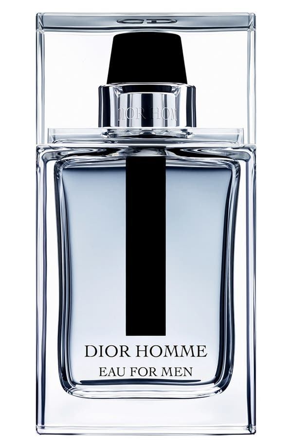 Main Image - Dior Homme Eau for Men Eau de Toilette