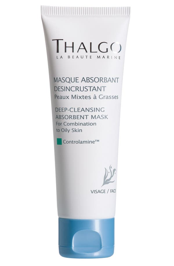 Alternate Image 1 Selected - Thalgo Deep-Cleansing Absorbent Mask