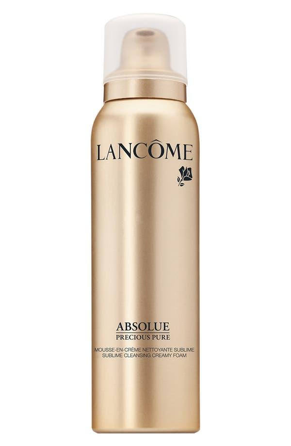 LANCÔME 'Absolue Precious Pure' Sublime Cleansing Creamy Foam
