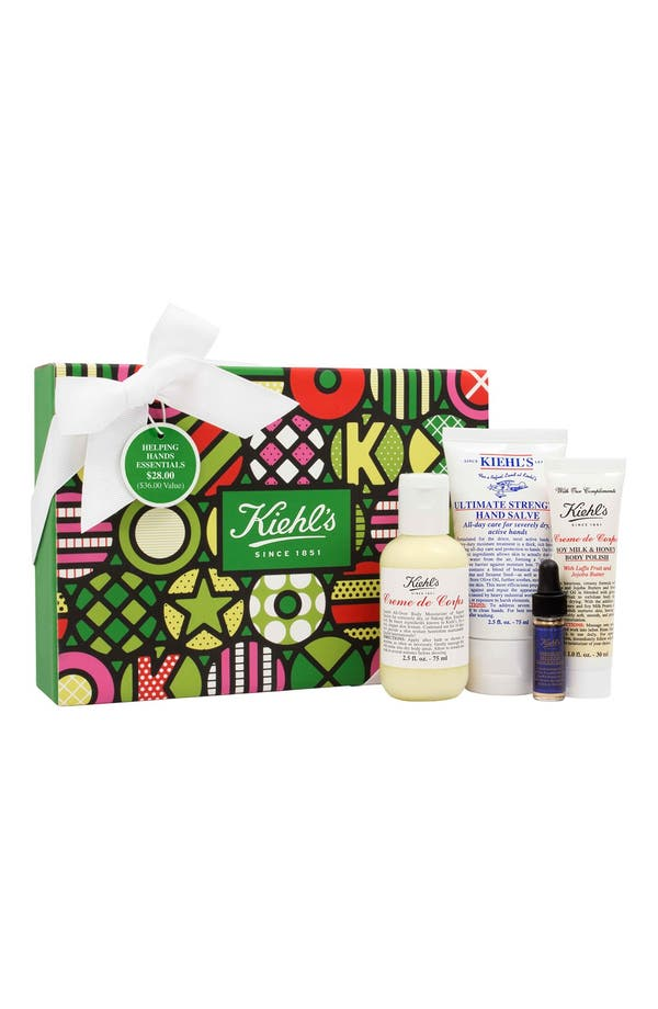Main Image - Kiehl's Since 1851 'Helping Hand Essentials' Set (Limited Edition) ($36 Value)