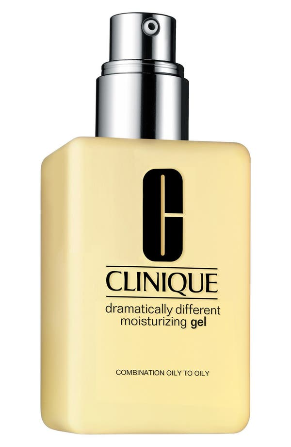 Main Image - Clinique Dramatically Different Moisturizing Gel Bottle with Pump