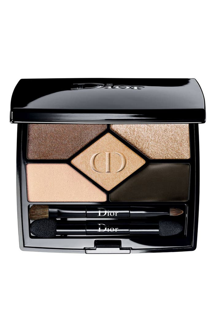 Makeup Palettes: Dior '5 Couleurs Designer' Makeup Artist Tutorial Palette