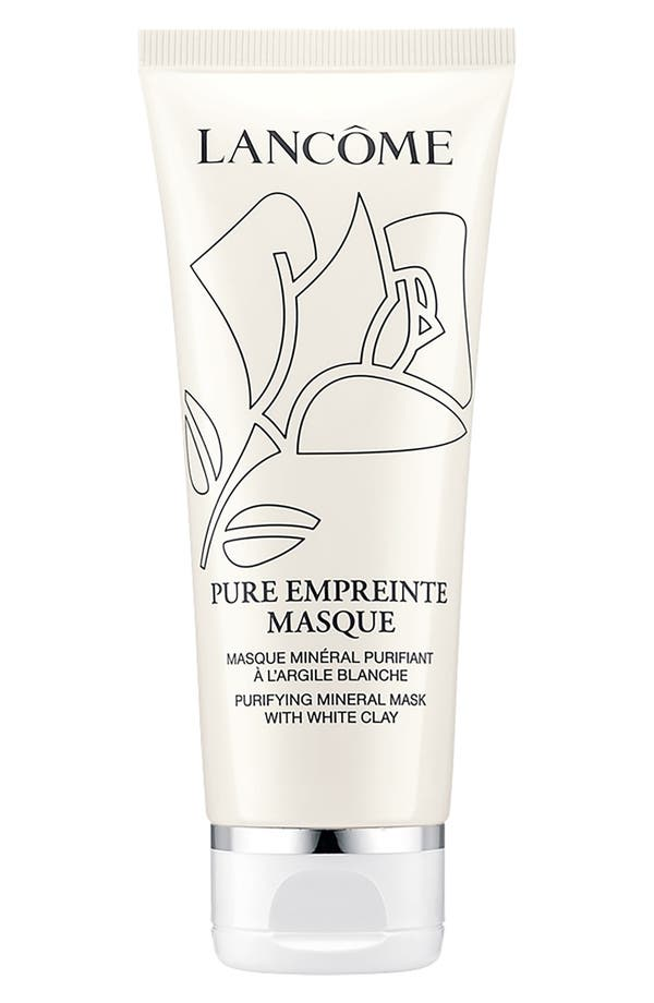 Main Image - Lancôme 'Pure Empreinte Masque' Purifying Mineral Mask
