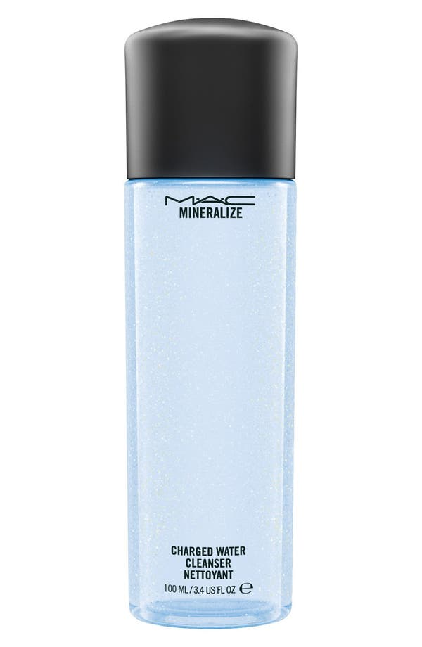 Alternate Image 1 Selected - M·A·C 'Mineralize' Charged Water Cleanser
