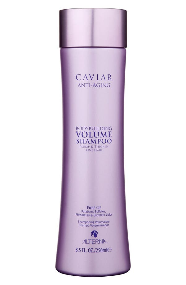 Alternate Image 1 Selected - ALTERNA® Caviar Anti-Aging Bodybuilding Volume Shampoo