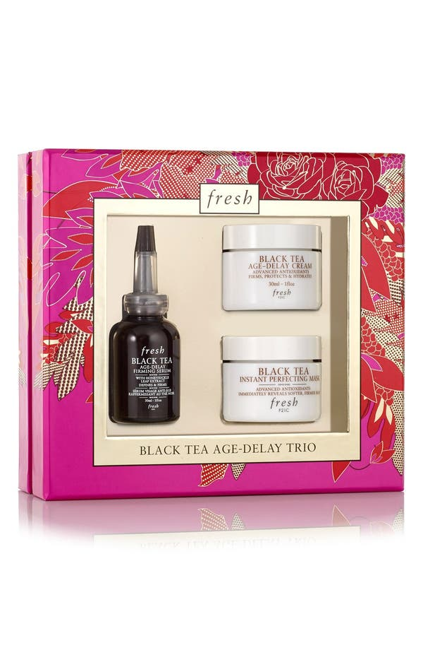 fresh black tea age delay cream how to use