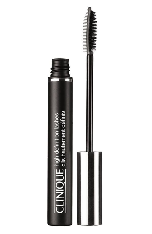 Alternate Image 1 Selected - Clinique 'High Definition Lashes' Brush Then Comb Mascara