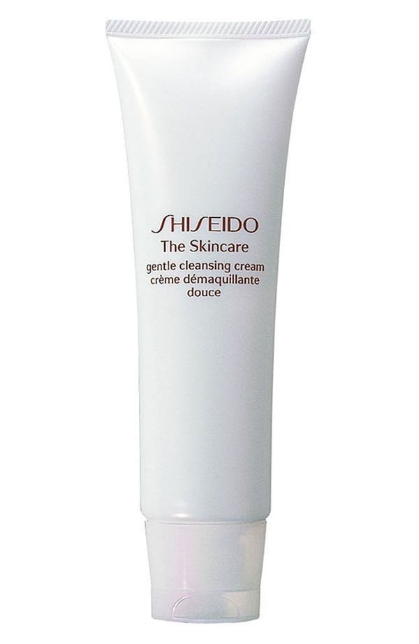 Alternate Image 1 Selected - Shiseido 'The Skincare' Gentle Cleansing Cream