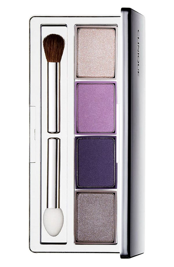Clinique Color Surge Eyeshadow Quad
