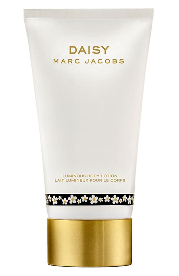 Alternate Image 1 Selected - MARC JACOBS 'Daisy' Body Lotion