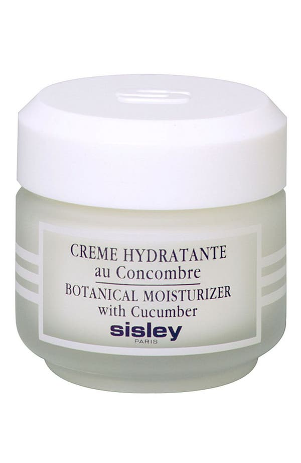Alternate Image 1 Selected - Sisley Paris Botanical Moisturizer With Cucumber