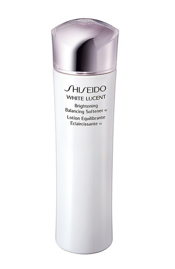 Alternate Image 1 Selected - Shiseido 'White Lucent' Brightening Balancing Softener