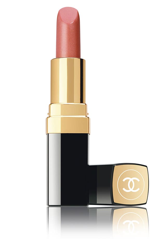 Alternate Image 1 Selected - CHANEL AQUALUMIÈRE SHEER COLOUR LIPSHINE SPF 15