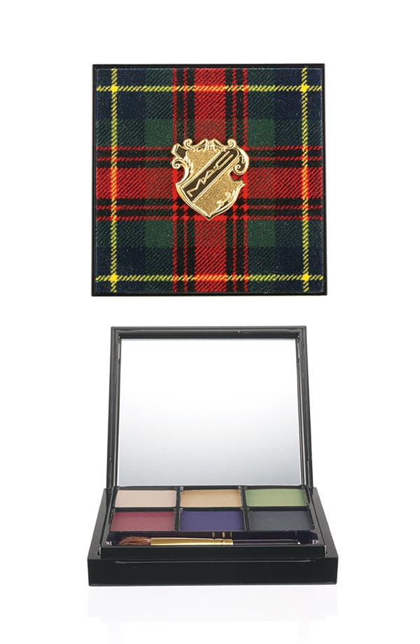 Main Image - M·A·C 'A Tartan Tale - Twists of Tartan' Eye Kit