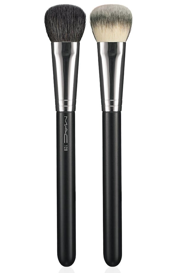 Main Image - M·A·C 128 Split Fibre Cheek Brush